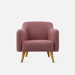 FAB Single Sofa - Pink