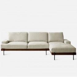 Nadine Frame Sofa, L Shape