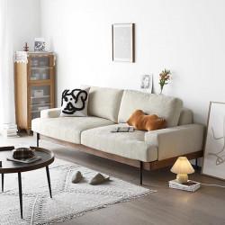 Nadine Frame Sofa, L180-L238