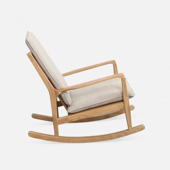 DOLCH Rocking Chair, Oak, W65