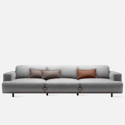 INDAH 3-Seater Sofa