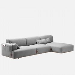 INDAH, L-Shape Sofa L278