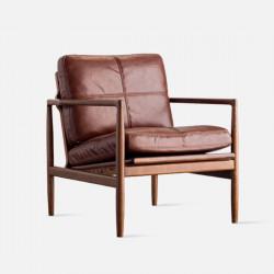 LATA single sofa - natural ash