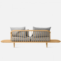Willow Sofa with sidetable