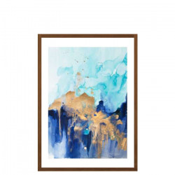 Abstract Watercolor, Medium [In-Stock]
