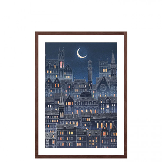 Luna by David Fleck