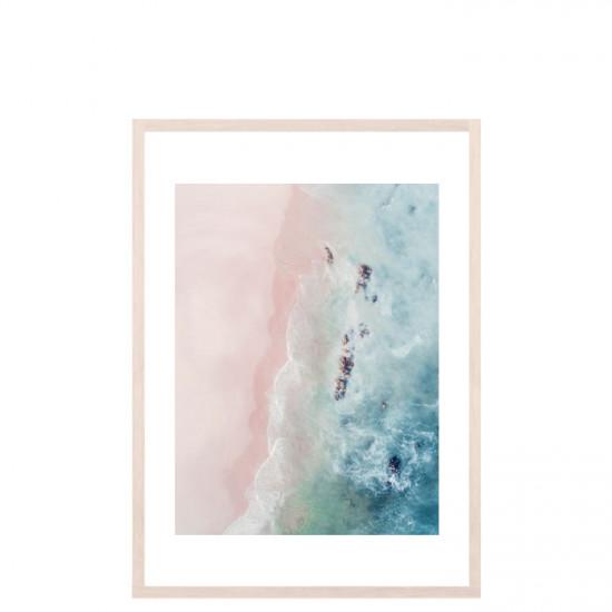 Ocean Pink Blush