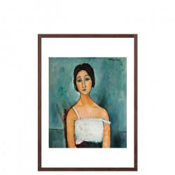 Christina by Amedeo Modigliani, 1916