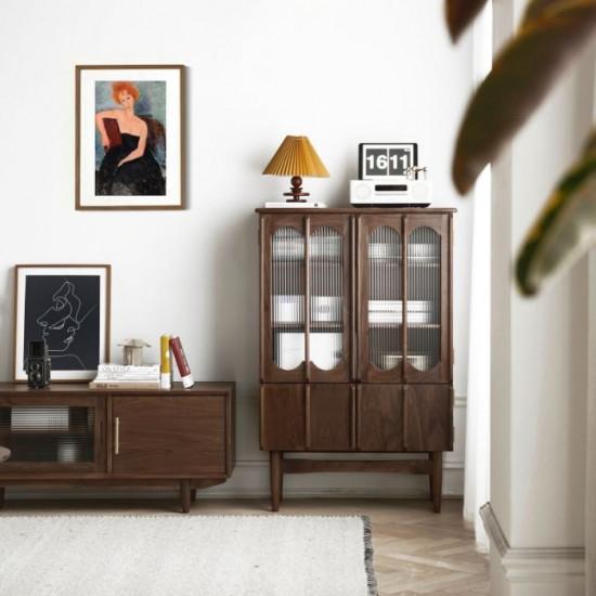 Close Noir, X-Large, Ash Wood Framed