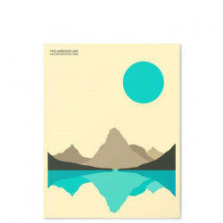 Glacier National Park - Medium [Display]