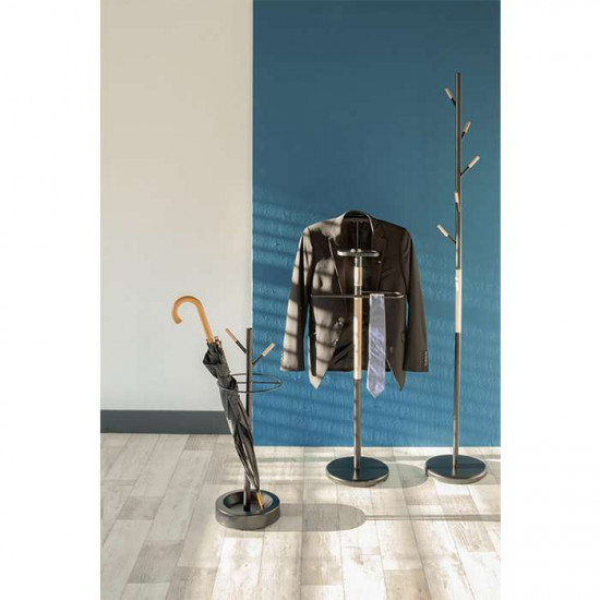 Umbrella Stand Fushion - Black