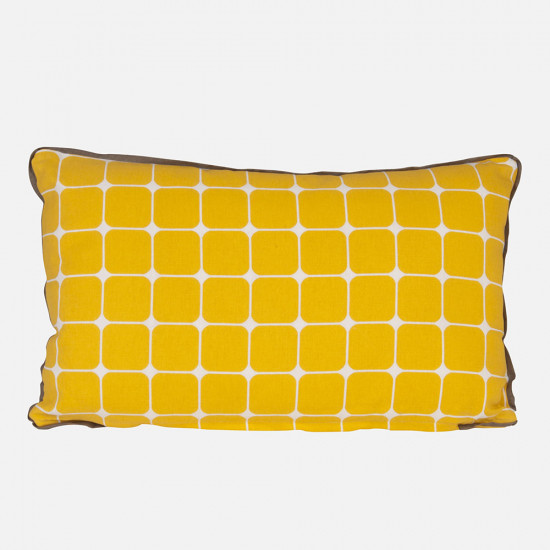 Cushion Tiles yellow