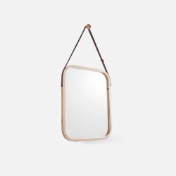 Mirror Idyllic - bamboo