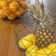 Fruit Bowl Set - Linea Metal Pine Green