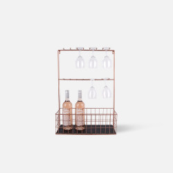 Kitchen Wall Rack XL - Copper