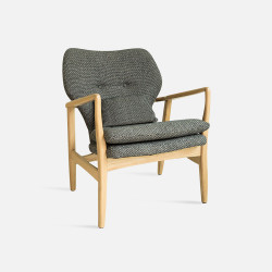 [SALE] Vodder Lounge Chair, Oak, W65
