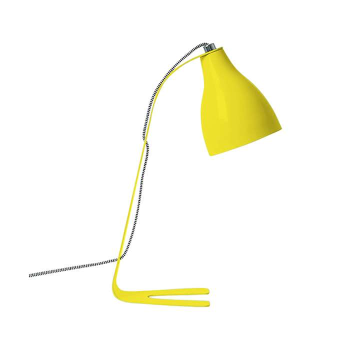 Barefoot Lamp - Yellow