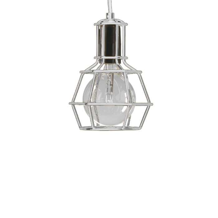 Industrial Light Cages B - Silver