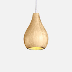 Decor Wood Pendant B
