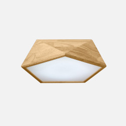 Adjustable LED Wood Top