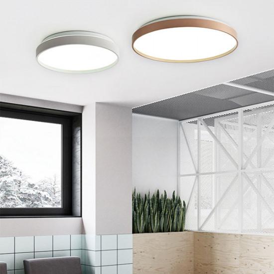 NOR Premium Ceiling Lamp, Light Grey