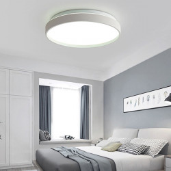 NOR Premium Ceiling Lamp, White