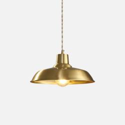 COMLY Brass Pendant D