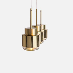 COMLY Brass Pendant with cover