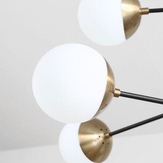 Glass Bubble LED Ceiling Light V.2 (S)