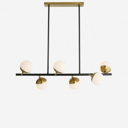 Hayes Linear Chandelier, 6B