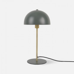 Table lamp Bonnet metal Jungle Green