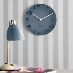 Table Lamp Dorm Iron - Blue