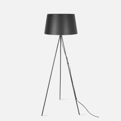 Floor lamp Classy Metal Black