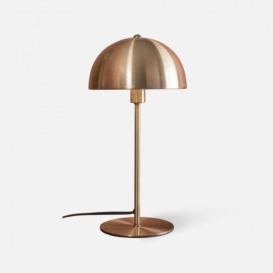 [SALE] Table lamp Bonnet Metal Antique Gold