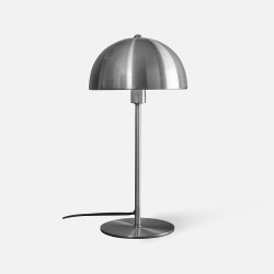 [SALE] Table lamp Bonnet Metal Smokey Grey