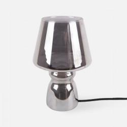 Table lamp Classic Glass chrome