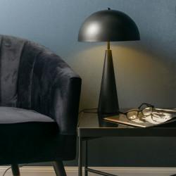 Table Lamp Sublime metal black