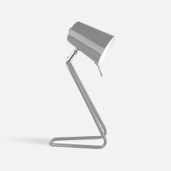 [Display] Z Table Lamp - Dark Grey
