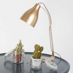 Barefoot Lamp - Copper