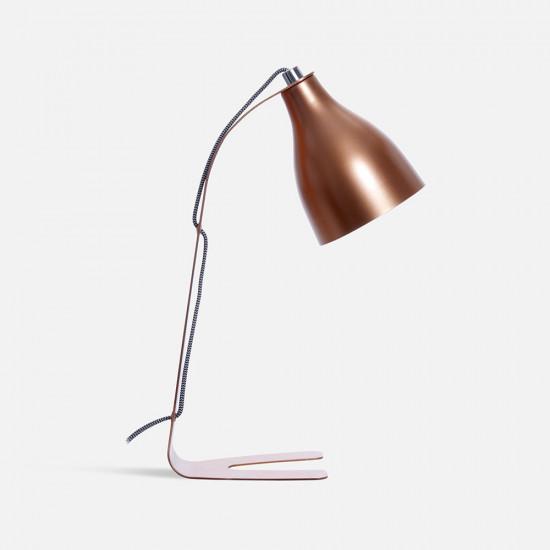 Barefoot Lamp - Copper