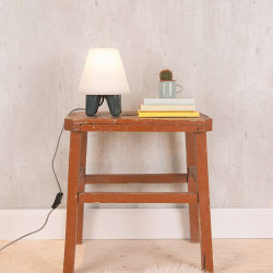 Table lamp Dab - Grey