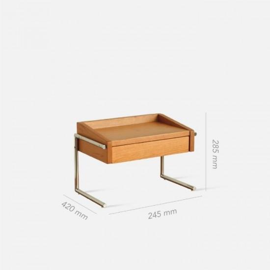 NADINE Mini Dressing Table, Cherrywood