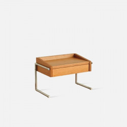 NADINE Mini Dressing Table, Cherrywood