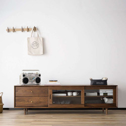 DANDY TV Cabinet II W180, Walnut