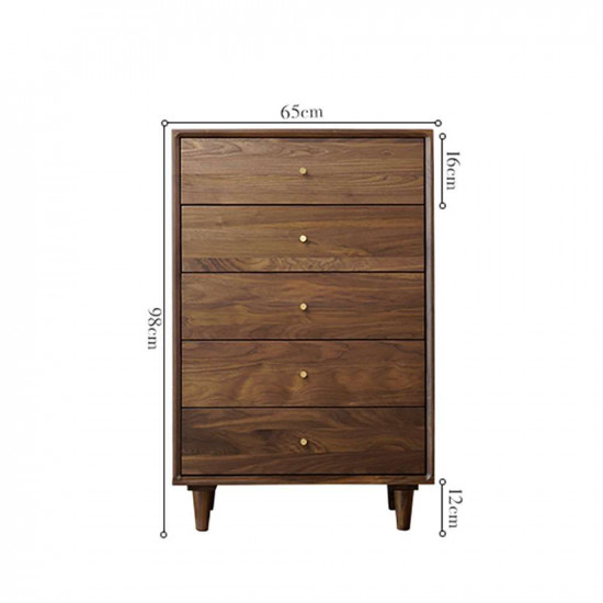 Dandy Chest of Drawers W640