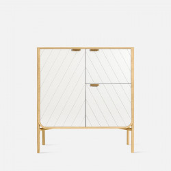 [Pre-sale] Marius Dresser W120, White