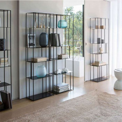 SIMP Metal Grid Shelf W100 White