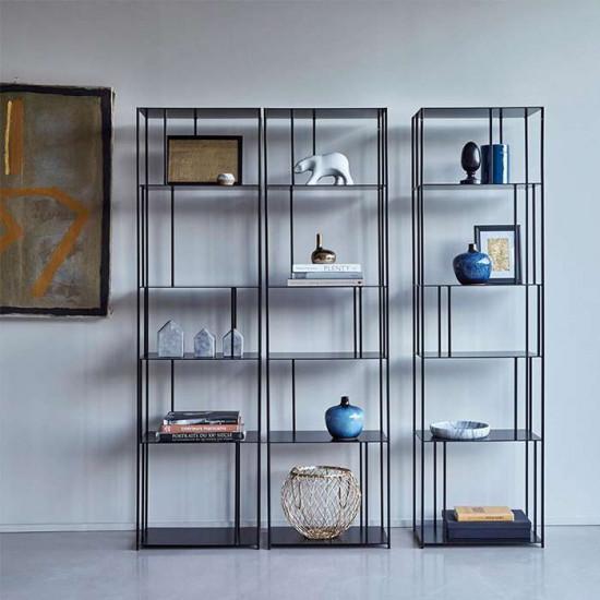 SIMP Metal Grid Shelf W50 Black