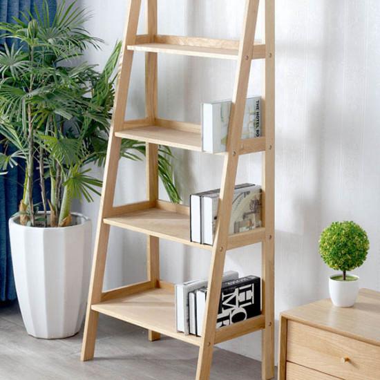 Solid Wood Shelf H160
