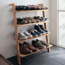 Ohio Shoe Rack H79